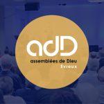 Logo ADD Evreux Fond Bleu